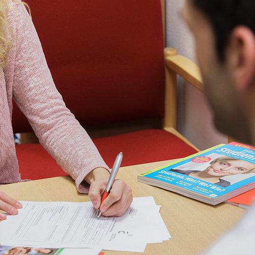 Studienberatung Studierenden-Service-Center