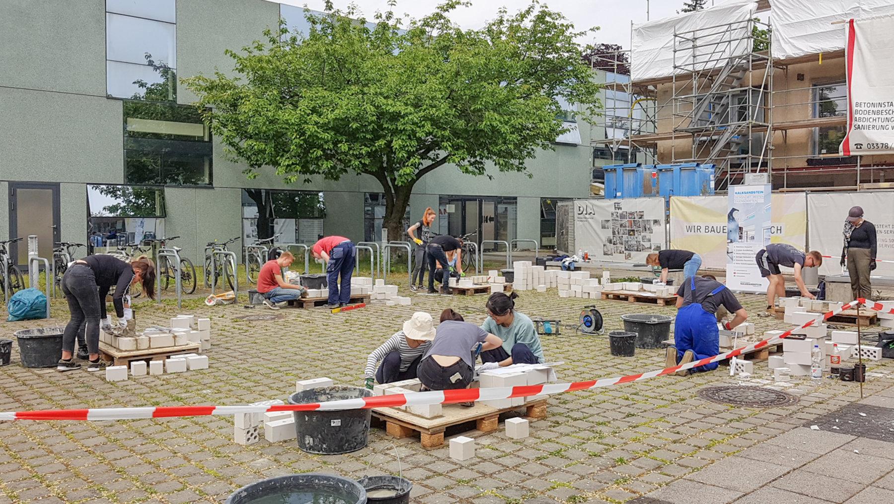 WPM Mauerwerksbau Workshop