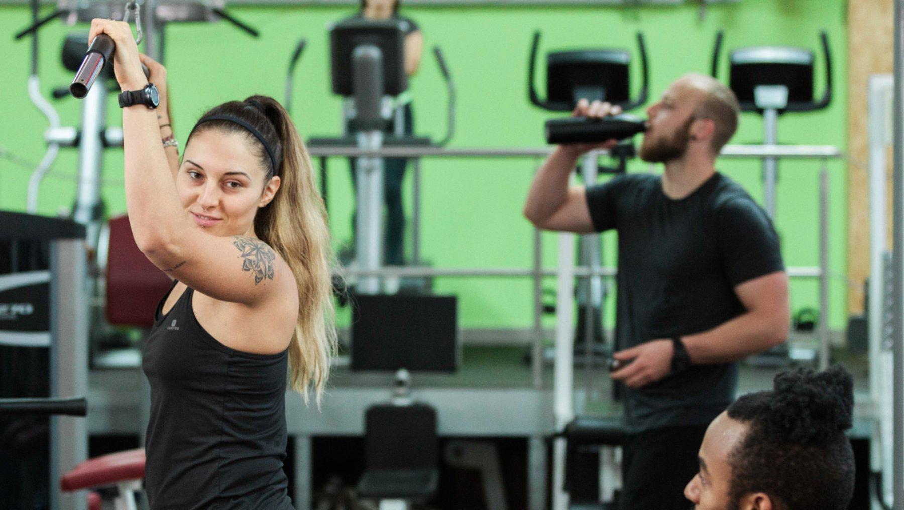 Fitnessstudio Campus Dessau