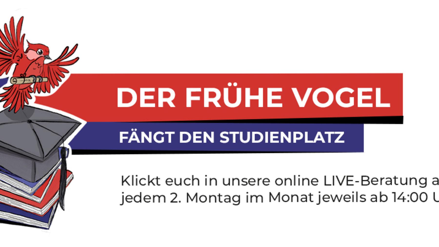 Logo Online-Beratungsaktion der MINT-Fachbereiche