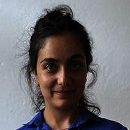 Porträtfoto Mariam Gegidze