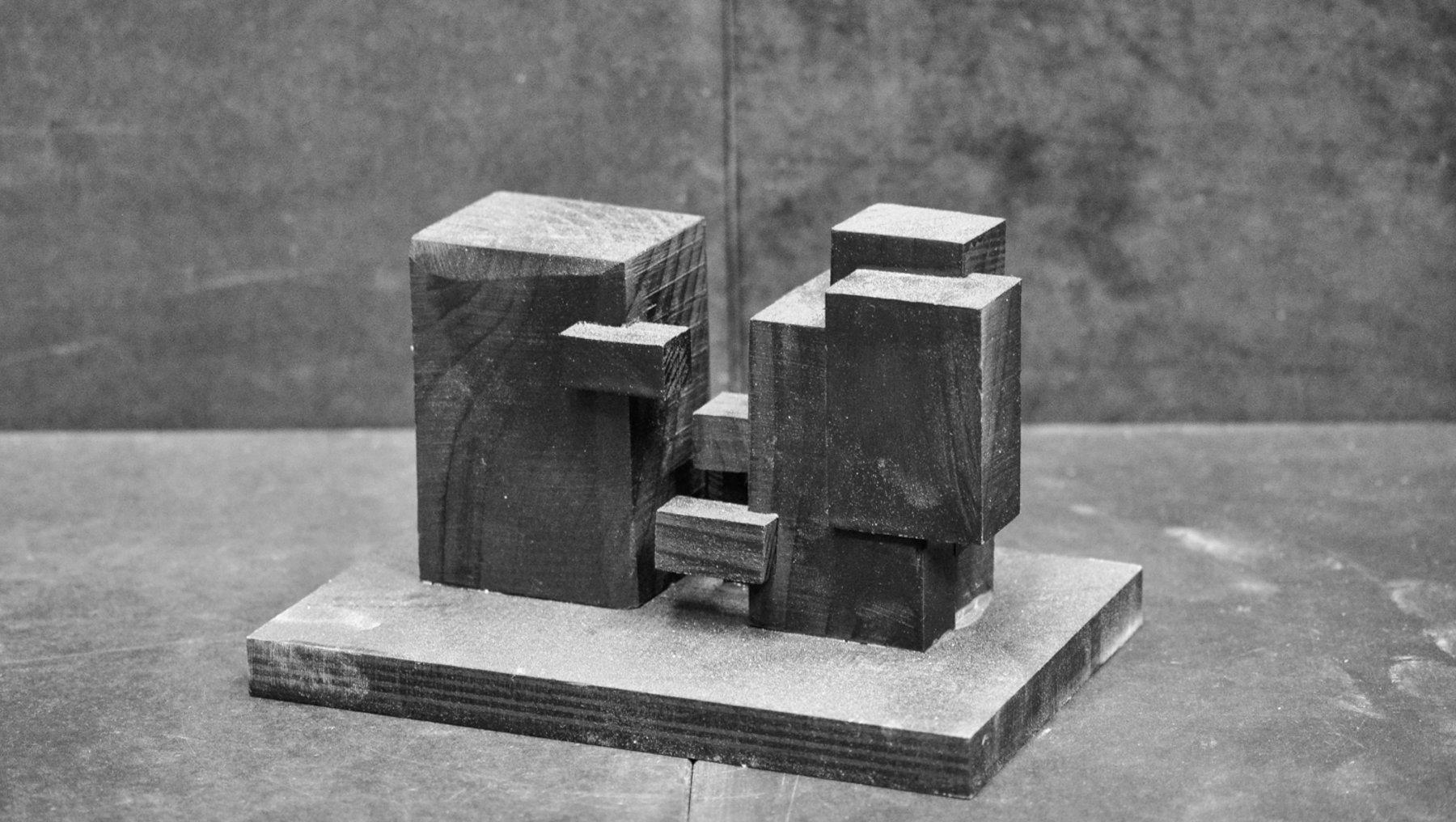Kubenkomposition - Antagonistische Bewegung