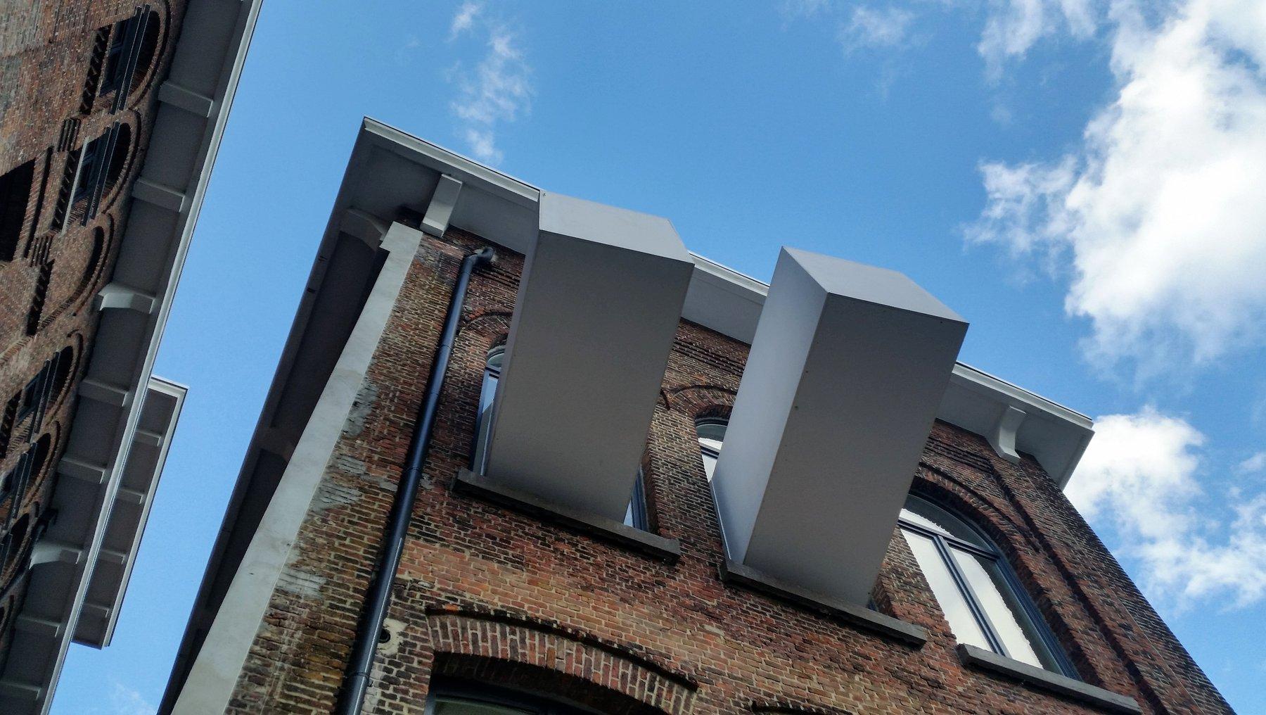 Zeitgenössische Architektur Belgien