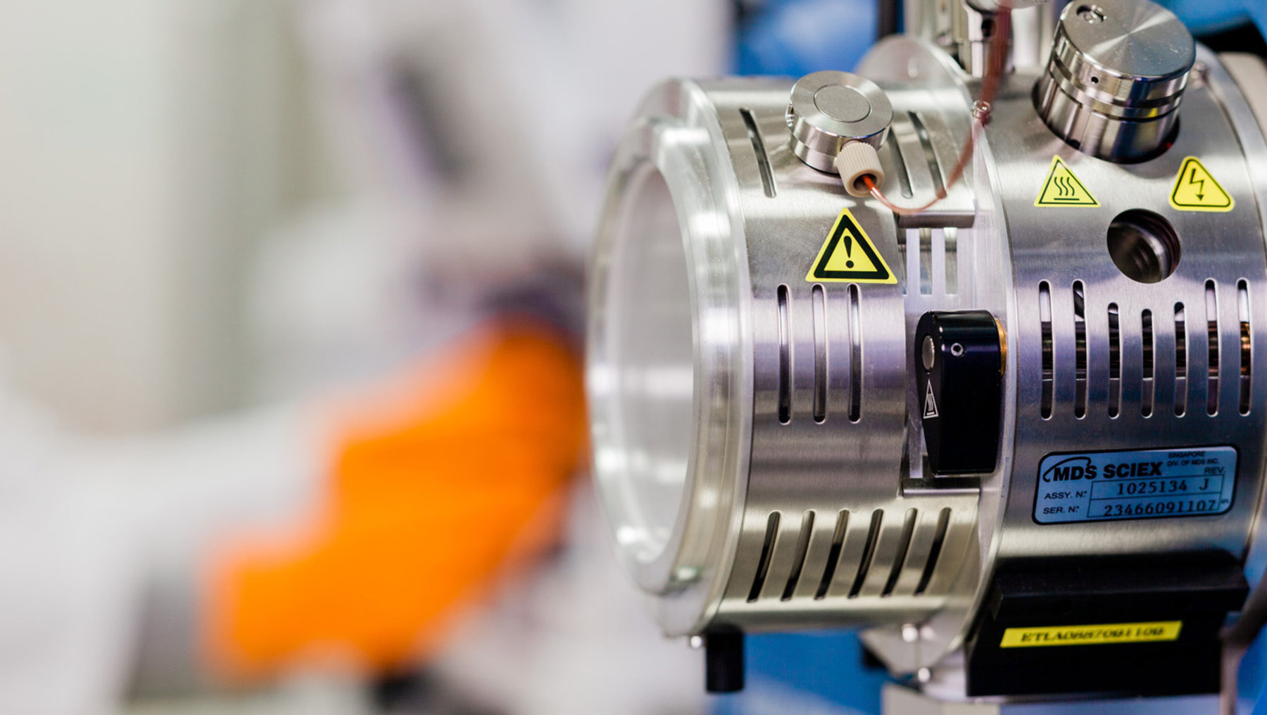 Massenspektrometer (Modul)