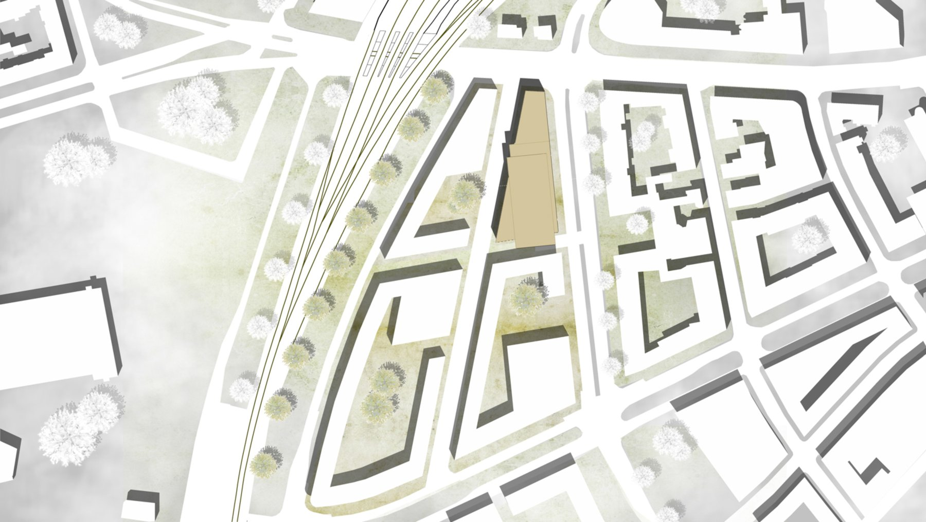 eVolo Skyscraper Competition Frankfurt/M. - Semesterarbeit von Wu Zhao