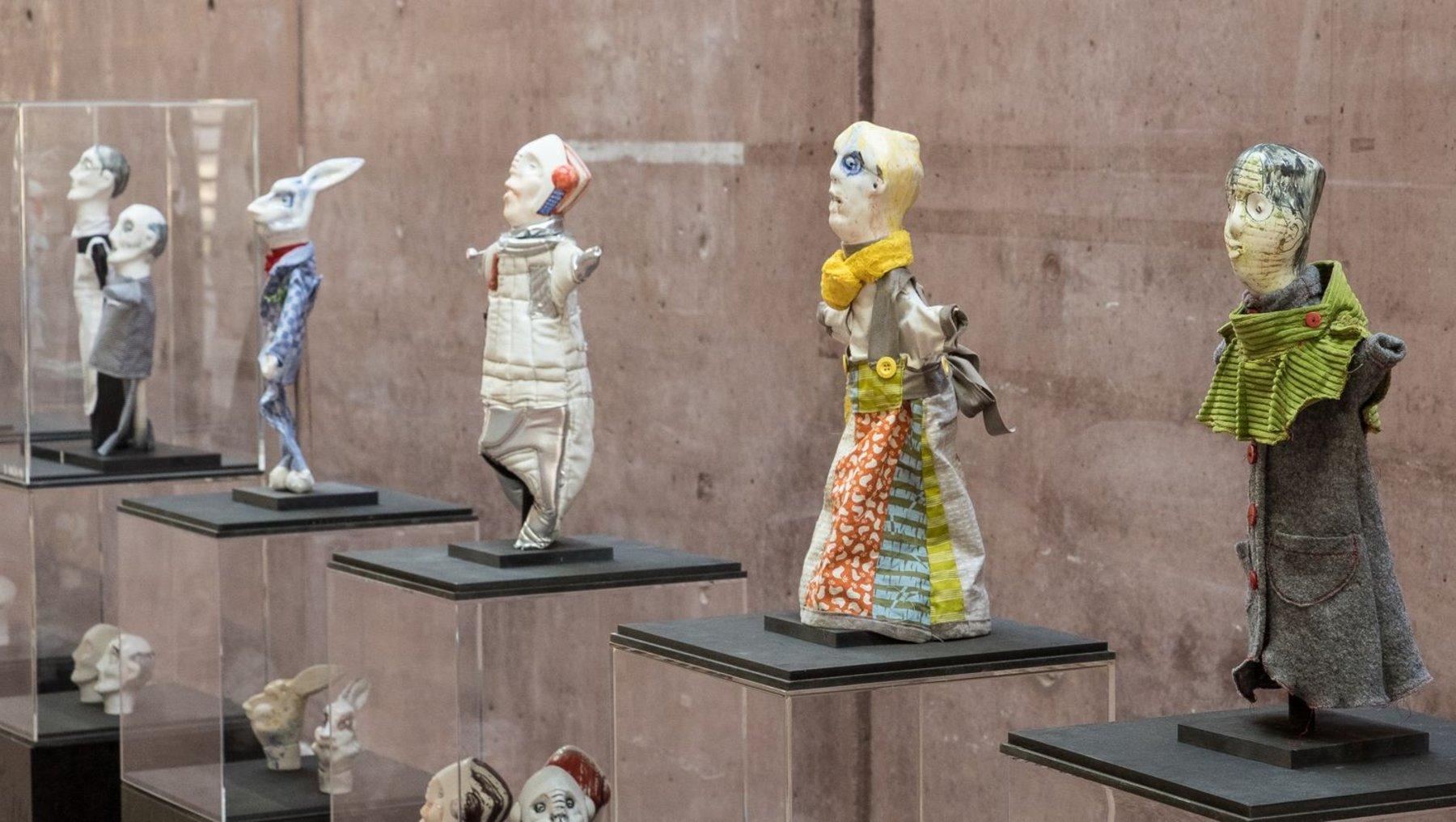 Porzellanpuppen Ausstellung
