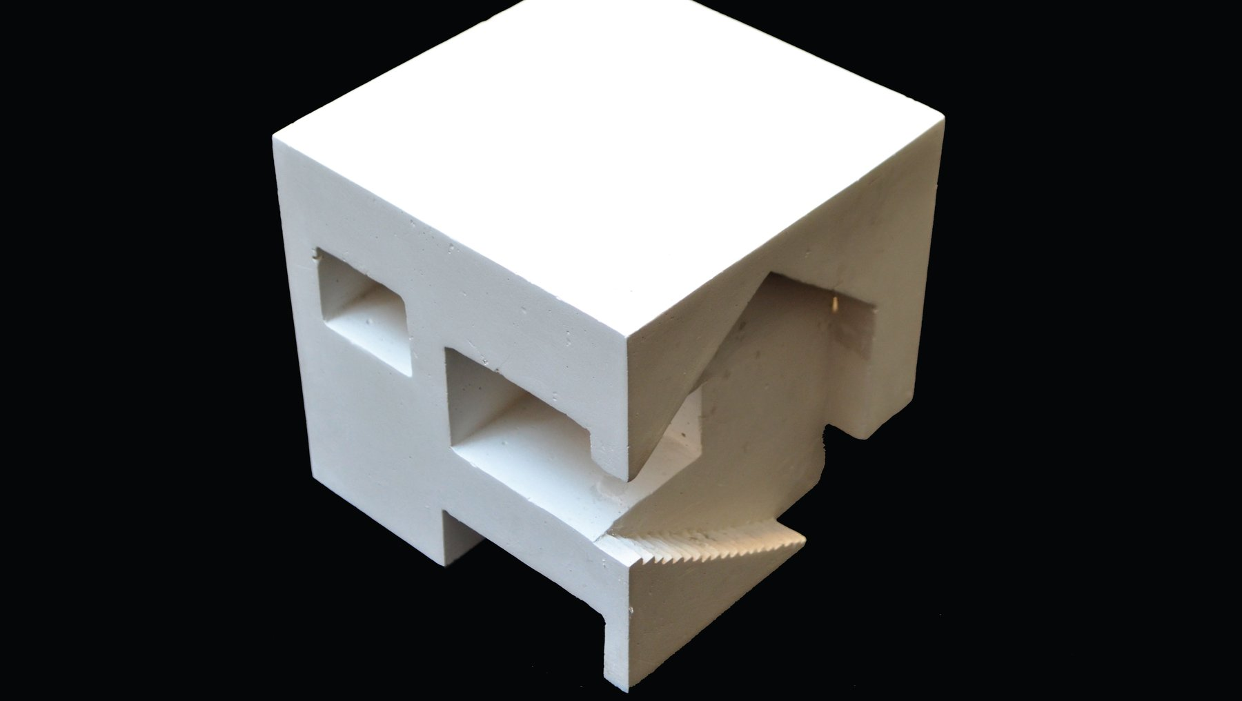 Modell Gleichschenkliges Dreieck