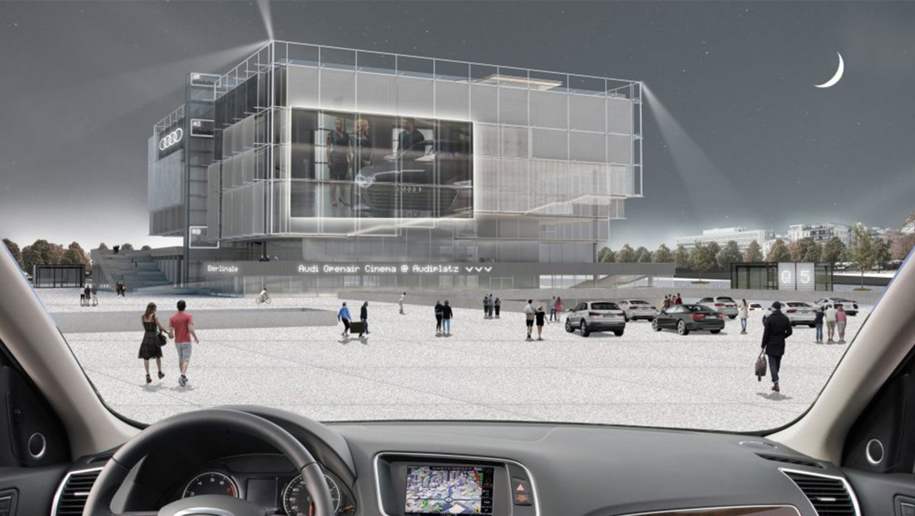 Audi Urban Platform - Smart Future Factory