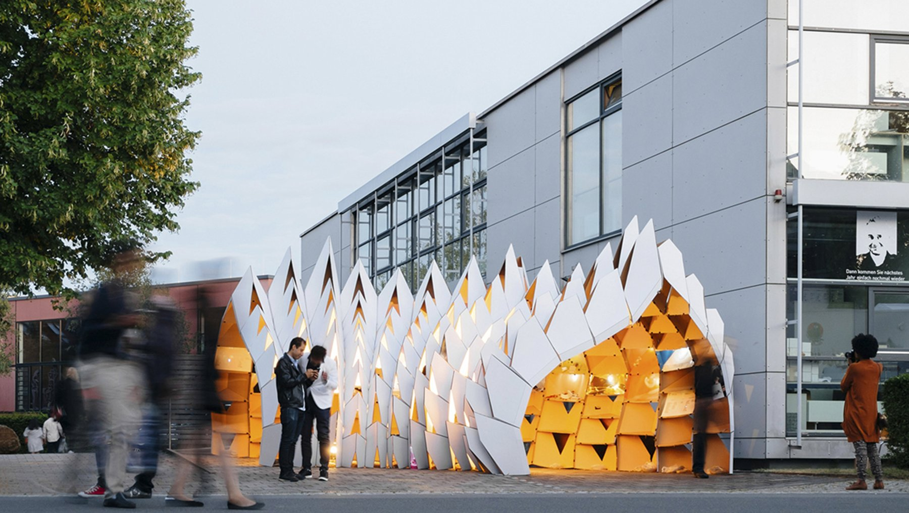 Cadlogic Digital Fabrication - 3D-Jewelry-Pavilion