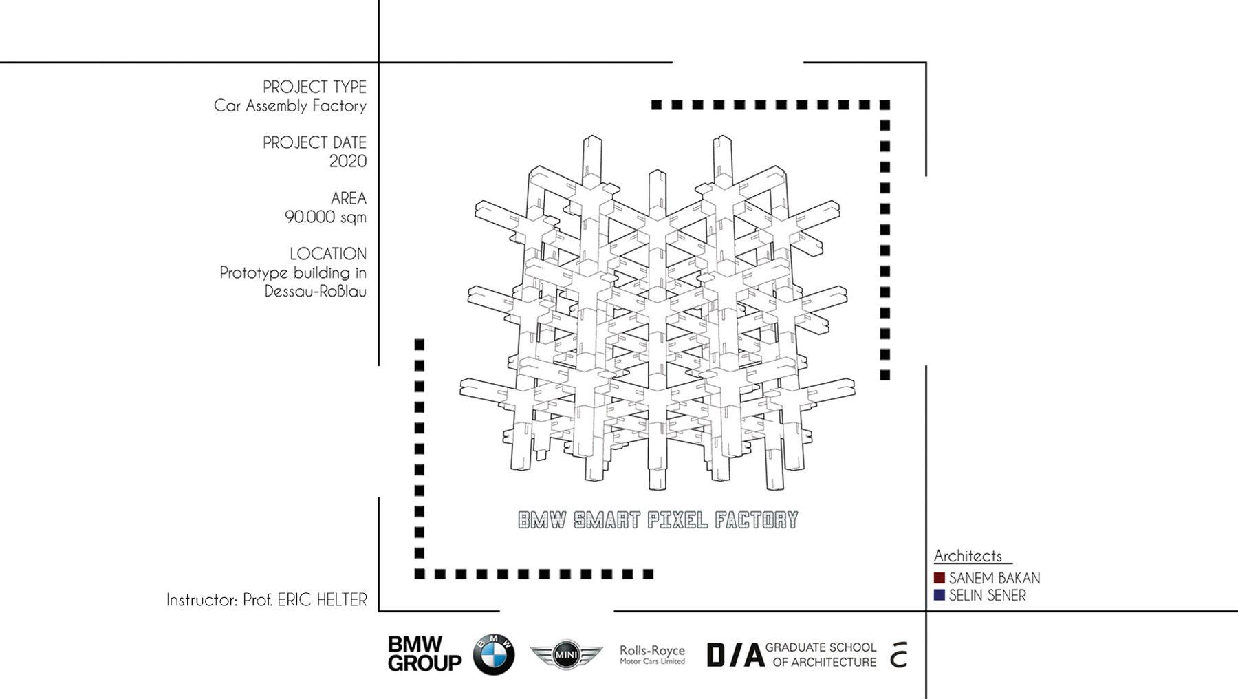 BMW SMART PIXEL FACTORY