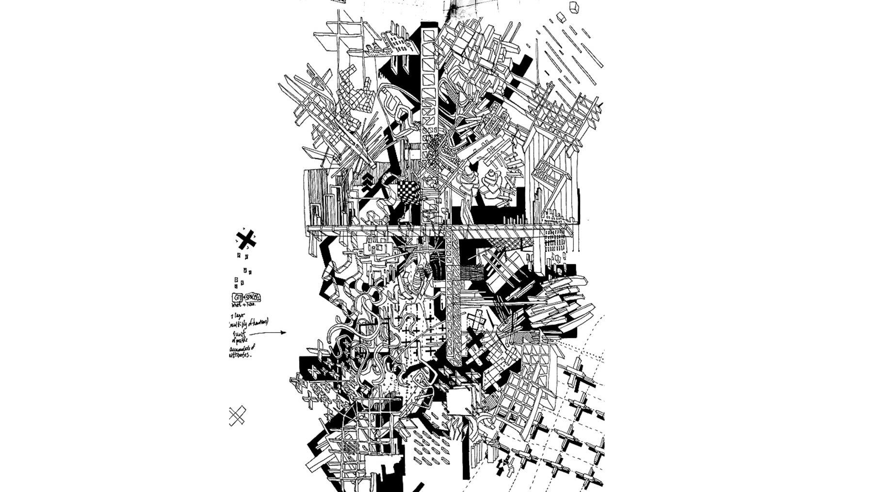 Masterthesis Ruslana Massarova - Remain Human. Planning Paradigms in Analog Second Nature.